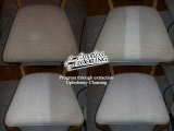 Upholstery Progression Cleaning